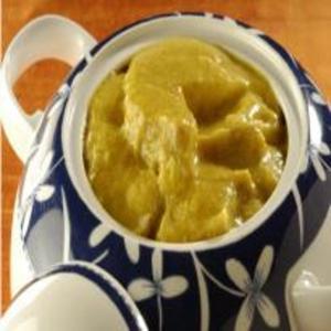 Receita de Peixe ensopado com curry