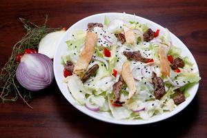 Receita de Pepper Salad