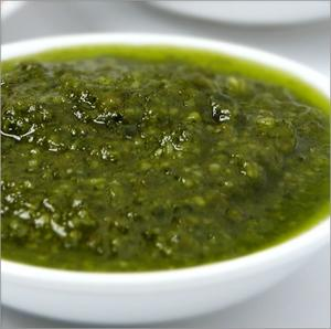 Receita de Pesto à Genovese