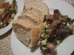 Receita de Petisco de Carne à Portuguesa