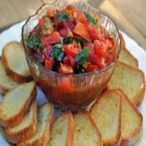 Receita de Picadinho de tomate