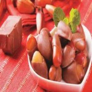 Receita de Pinhão com Chocolate