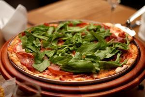 Receita de Pizza Badebec