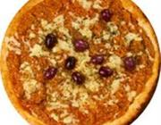 Pizza de Bacalhau
