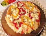 Pizza de Fondue