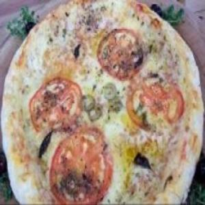 Receita de Pizza de Massa Folhada