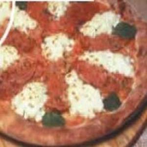 Receita de Pizza de Presunto Cru e Mozzarella de Búfala