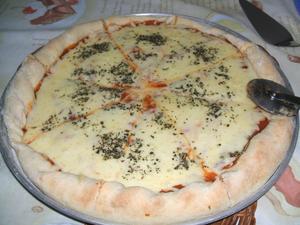Receita de Pizza Marguerita