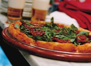 Receita de Pizza Vai-Vai do Bráz