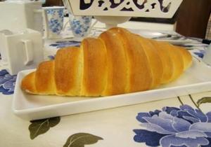 Receita de Pão Caseiro de Leite e Banha de Porco