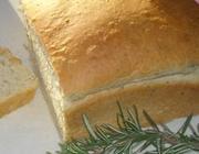 Pão com alecrim