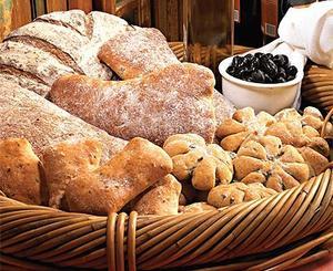 Receita de Pão de azeitona