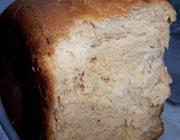 Pão de pasta de amendoim