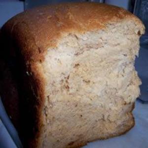 Receita de Pão de pasta de amendoim