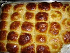 Receita de Pão Doce Delicioso