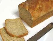 Pão integral sem açúcar de máquina de pão