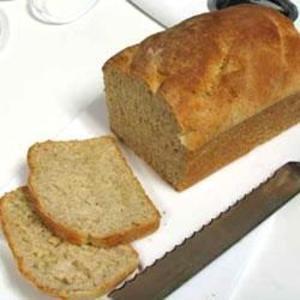 Receita de Pão integral sem açúcar de máquina de pão
