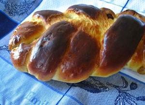 Receita de Pão Judaico - Chalah