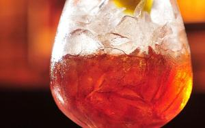Receita de Ponche Prohibition