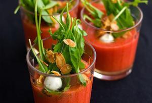Receita de Potinhos de Tomate