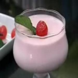Receita de Pudim mousse de cereja