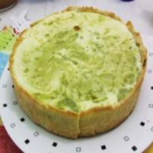 Receita de Quiche de brócolis