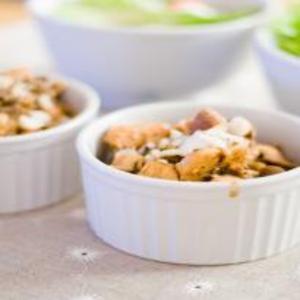Receita de Recheio cogu-chicken para tortas