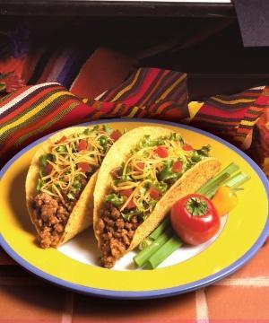 Receita de Recheio para Tacos