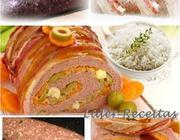 Rocambole Prático de Carne Moída