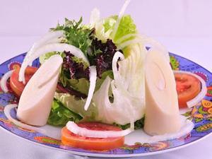 Receita de Salada Berrime