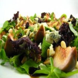 Receita de Salada com Figos