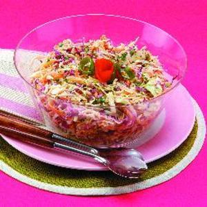 Receita de Salada Cor de Rosa
