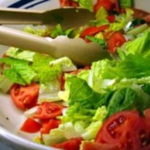 Receita de Salada de Acelga, Laranja e Salmão