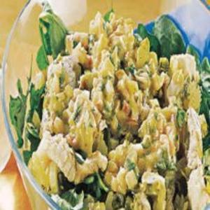 Receita de Salada de Agrião com Peixe