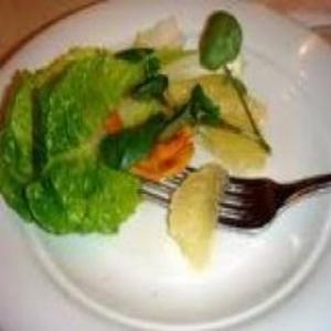 Receita de Salada de agrião e laranja
