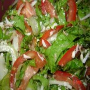 Receita de Salada de Alface