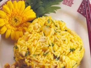 Receita de Salada de Arroz Oriental