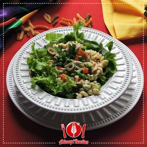 Receita de Salada de Atum Rapidinha