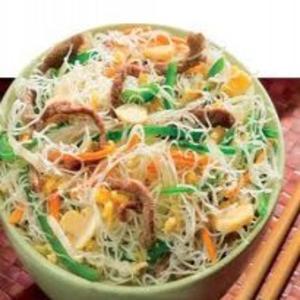 Receita de Salada de Bifum