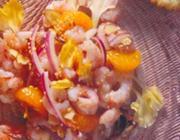 Salada de Camarão e Cravos