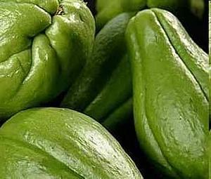 Receita de Salada de Chuchu