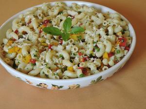 Receita de Salada de Férias