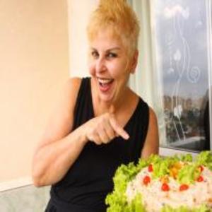 Receita de Salada de Frango Defumado da Vovó