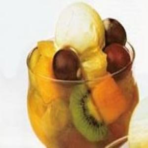 Receita de Salada de Frutas ao Vinho