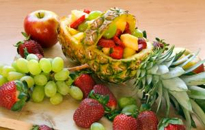 Receita de Salada de Frutas Havaiana