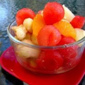 Receita de Salada de Frutas Suculenta