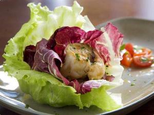 Receita de Salada de Lagosta com Molho