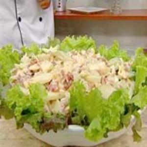 Receita de Salada de Maçã