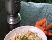 Salada de Macarrão Colorida
