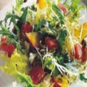 Receita de Salada de melancia com ricota